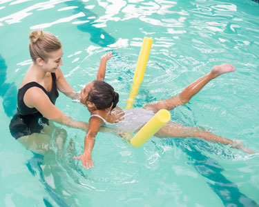 Kids St. Augustine: Swimming Lessons - Fun 4 Auggie Kids