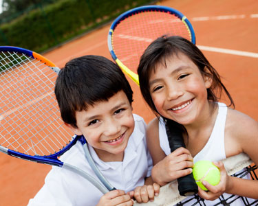 Kids St. Augustine and Palm Coast: Tennis and Racquet Sports - Fun 4 Auggie Kids