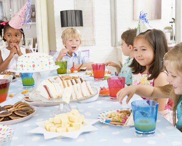 Kids St. Augustine: Catering - Meals - Fun 4 Auggie Kids
