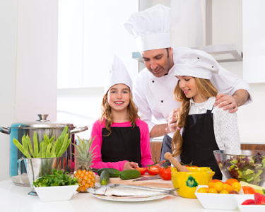 Kids St. Augustine: Cooking Summer Camps - Fun 4 Auggie Kids