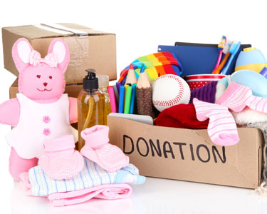 Kids St. Augustine: Donations Drives - Fun 4 Auggie Kids