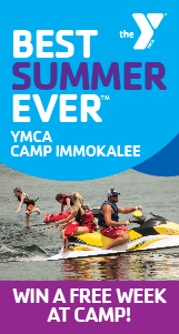 YMCA CAMP GIVEAWAY