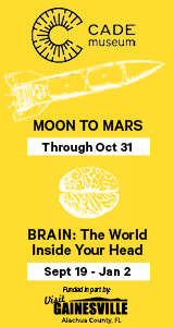 Cade Museum Moon to Mars and The Brain
