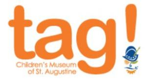 Tag! Children's Museum of St. Augustine