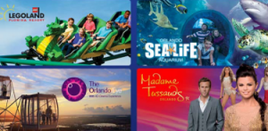 Florida Teacher Pass: LEGOLAND Florida Resort, the Orlando Eye, Madame Tussauds Orlando and SEA LIFE Orlando