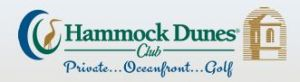 Hammock Dunes Golf Courses & Clubhouse
