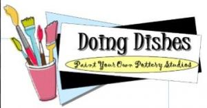 Doing Dishes Pottery Studios