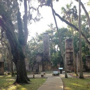 Bulow Plantation Ruins State Historic Site