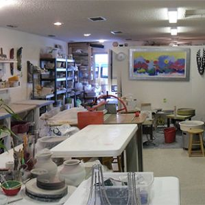 Dixie Pottery Gallery and Studio